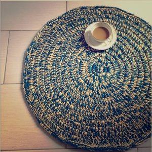 Handmade Round Rug